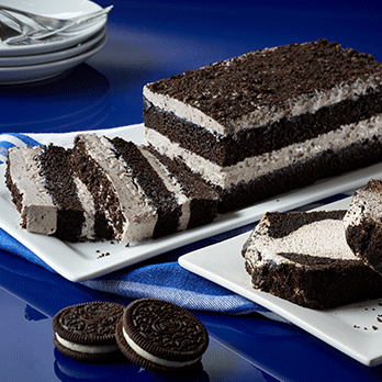 OREO Cookies and Crème Cakes
